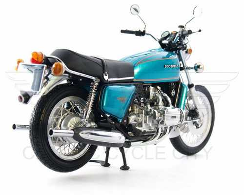 Honda GL 1000 Goldwing Detailreiches Minichamps Modell ...